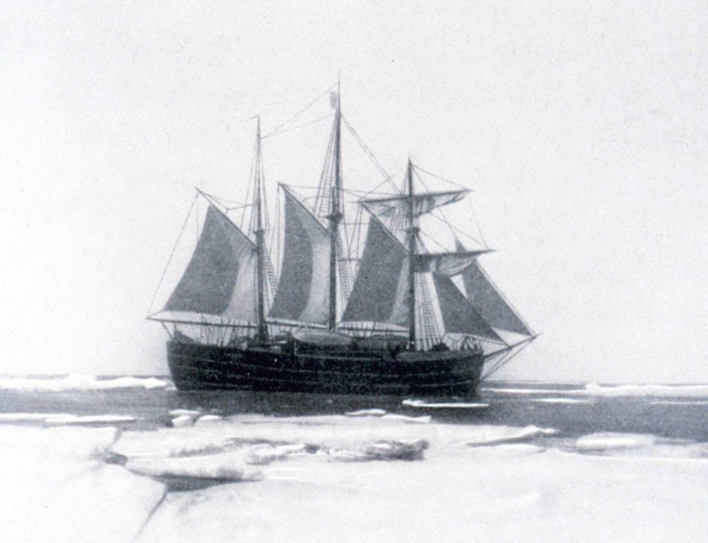 Colin Archer Fram Nansen Amundsen poolexpeditie zeilen Noorwegen Tromso