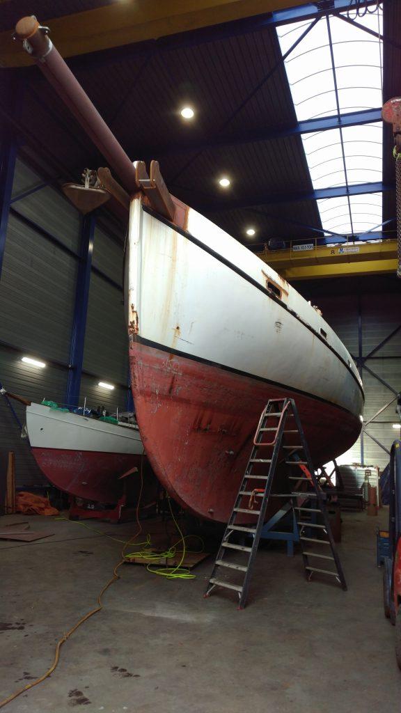 Baltic zeilschip SRF