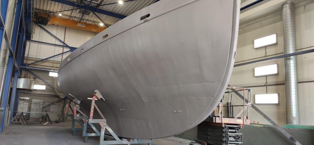 Baltic onderwaterschip primer Multiship SeaWind Adventures zeilschip